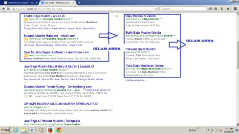Pasang Iklan di Google Adword